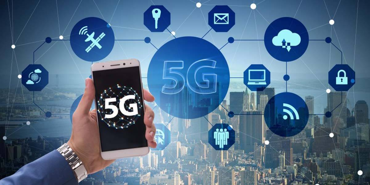 5G smartphone in the US market