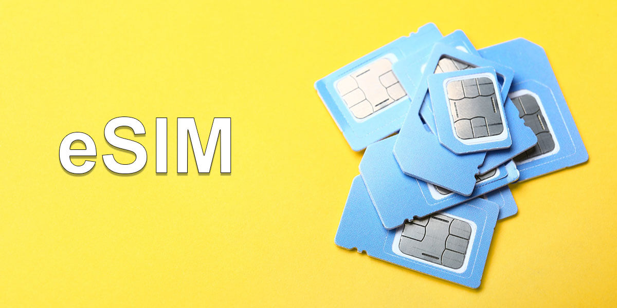Western Europe supports eSIM smartphone shipments reaching 39 million units in 2020