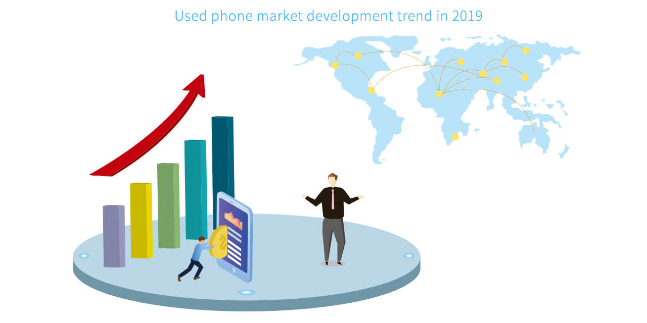 Used phone market development trend in 2019