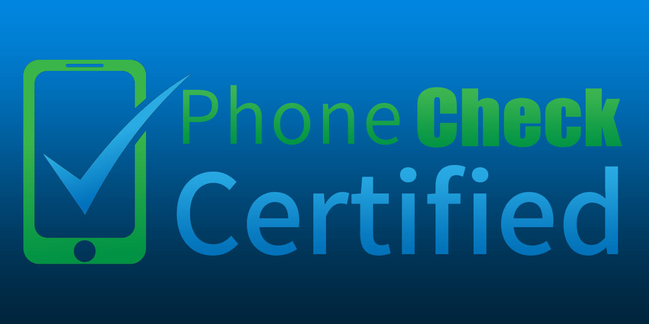 phonecheck certified