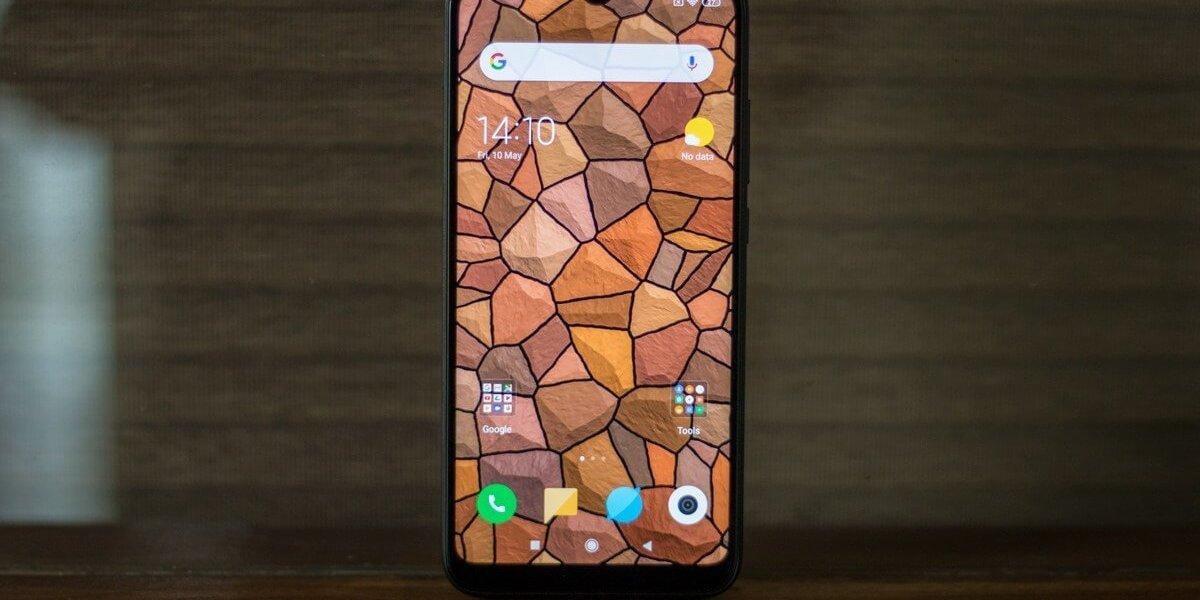 AMOLED Smartphone 2020