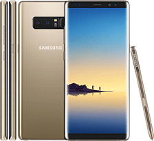 2019 used Samsung Galaxy Note8