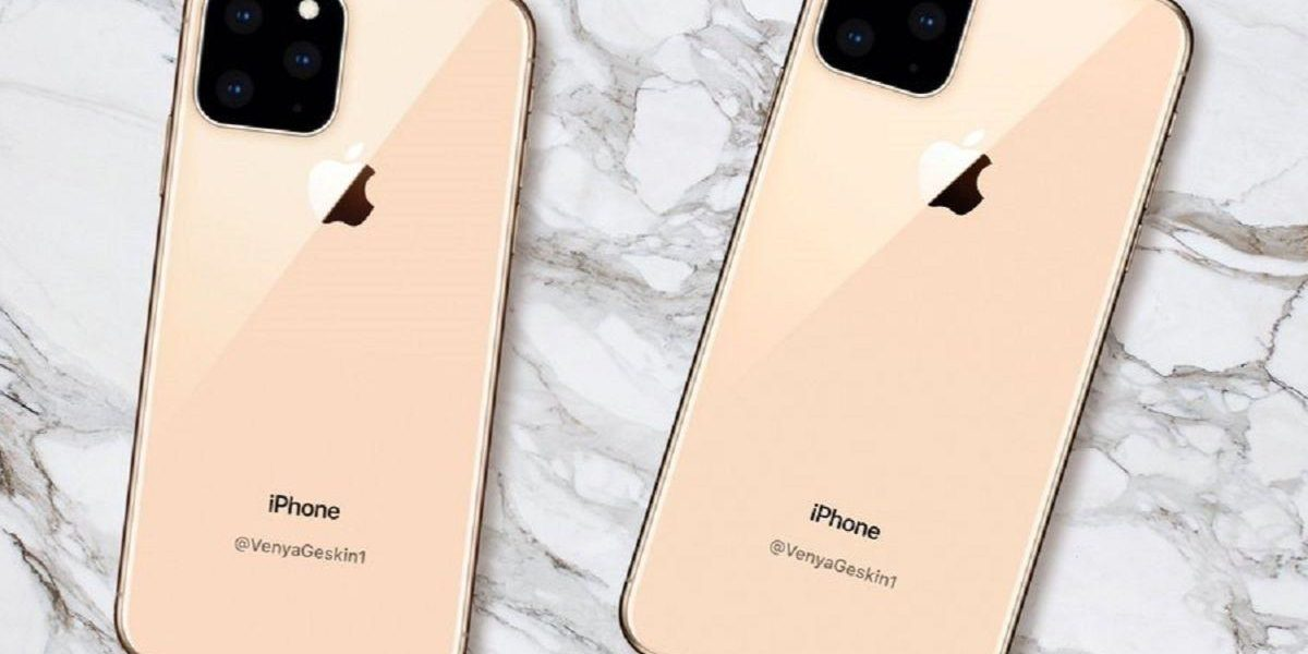 RUMOURED IPHONE 11 MAY COME WITH TWO UPGRADES