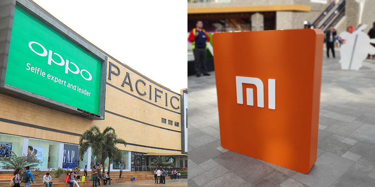Xiaomi and Oppo will Occupy the Third and Fourth Positions in the UK Smartphone Market