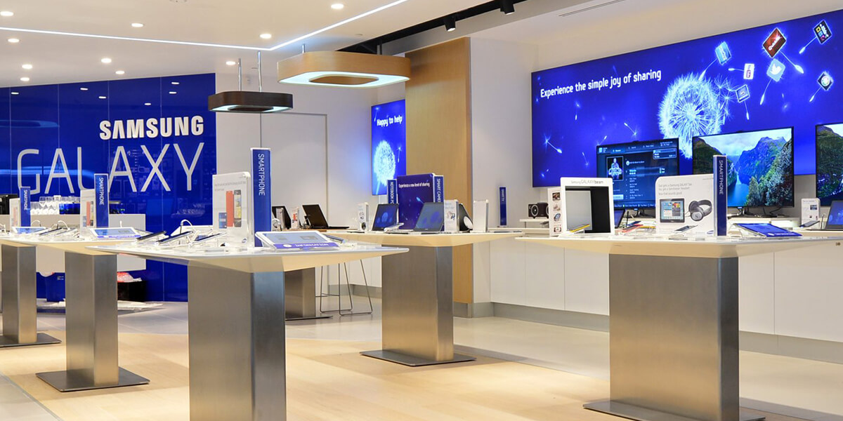 Samsung loses first share in four markets in Q1 2021