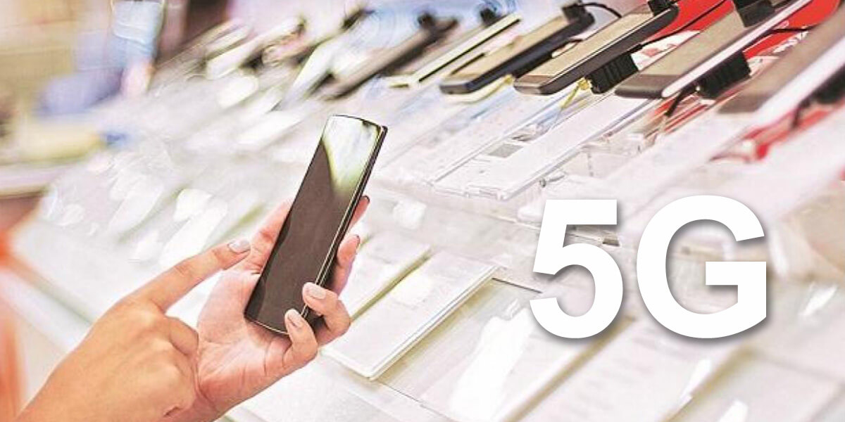 50% of 5G mid-range mobile phones sold in Europe in Q1 2021