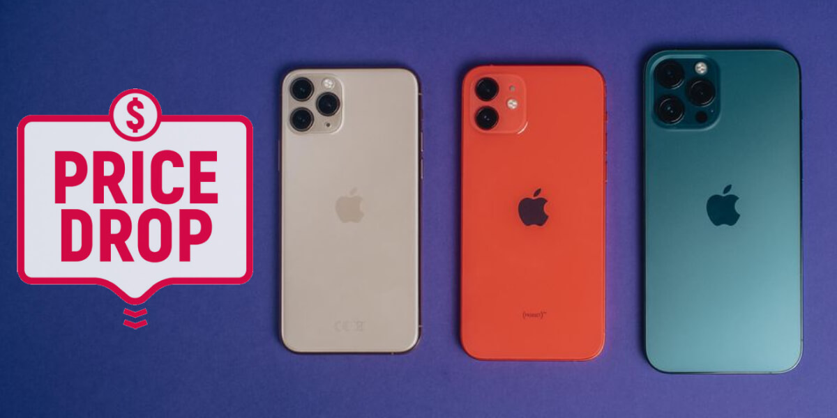 One month after the release of iPhone 13, iPhone 12 will depreciate by 12%