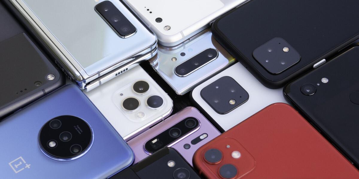 Por qué los mayoristas tienden a comprar teléfonos iPhone usados