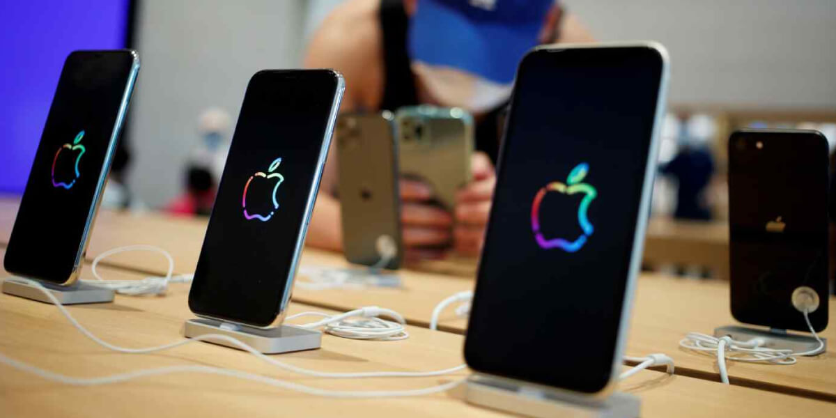 The iPhone''s share of global 5G mobile phone shipments is expected to grow to 33% in 2021